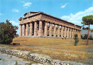 Temple de Neptune - Paestum