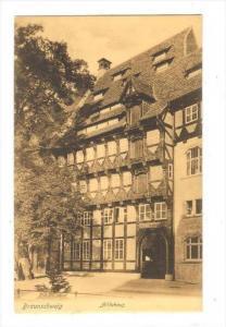 Braunschweig , Germany, 00-10s   Gildehaus