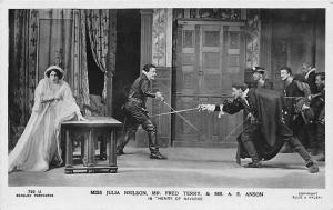 Miss Julia Neilson, Mr. Fred Terry & Mr. A.E. Anson in Henry of Navarre