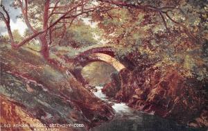 Old Roman Bridges, Bettws y Coed River Pont