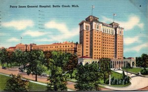 Michigan Battle Creek Percy Jones General Hospital 1945