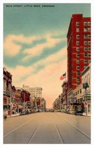 Arkansas    Little Rock , Main street