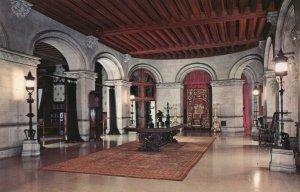 11023 Entrance Hall, Biltmore House, Asheville, North Carolina