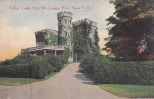 Libby Castle, Fort Washington Park, New York,   00-10s