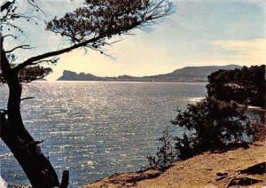 France Cote d'Azur, Reflets Argentes sur le Bec de l'Aigle Landscape