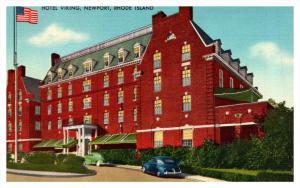 Rhode Island  Newport , Hotel Viking
