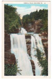 Sawkill Falls, Milford PA