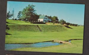 9th Green - Green Gables Golf Course - Cavendish, PEI - Used 1960s
