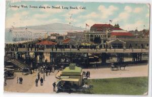 Along the Strand, Long Beach CA