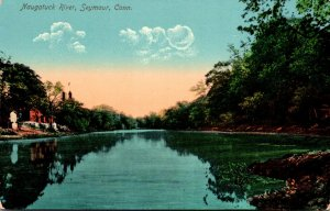 Connecticut Seymour Scene On Naugatuck River