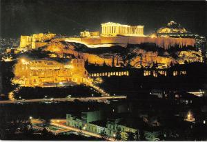 BT13054 athens akropolis by night    athena      Greece