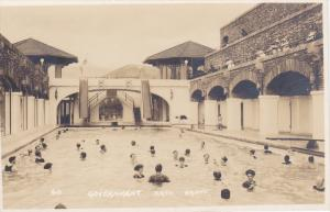 RP: Government Bath (Swimming Pool) , BANFF , Alberta , Canada , 10-20s ; Byr...