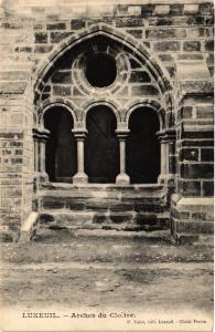 CPA Luxeuil-les-Bains - Arches du Cloitre (636339)