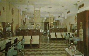 LAVAL , Quebec, Canada, 1950-60s ; Helena's Beauty Salon , Interior