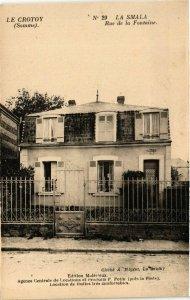 CPA LE CROTOY La Smala Rue de la Fontaine (868968)