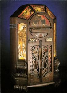 Jukebox Postcard Wurlitzer Victory (1942-1945)