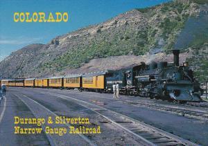 Colorado Durango and Silverton Narrow Gauge Railroad