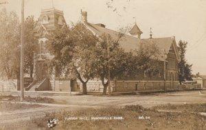 RP: MARYSVILLE , Kansas , 1911 ; Turner Hall