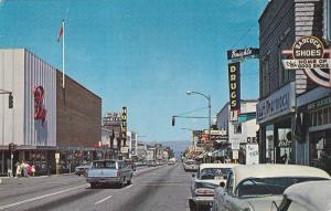 Main Street , PENTICTON , B.C. , Canada , PU-1967