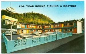 Horseshoe Bay Motel, For Year Round Rishing and Boating, Vancouver,  B.C., Ca...