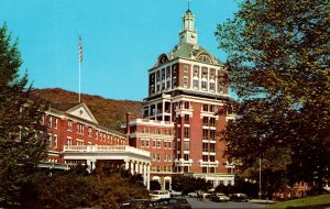 Virginia Hot Springs The Homestead Hotel The Tower 1965