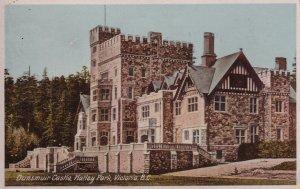 RP; VICTORIA, British Columbia, Canada, PU-1915; Dunsmuir Castle, Hatley Park