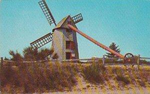 Old Windmill Nantucket Massachusetts