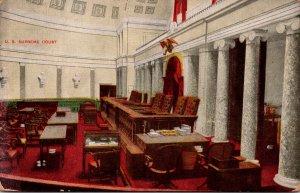 Washington D C Capitol Building U S Supreme Court Room
