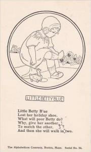 Alphabeticon Company Little Betty Blue