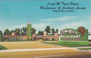 Florida Jacksonville J And M Town House Restaurant & Cocktail Lounge
