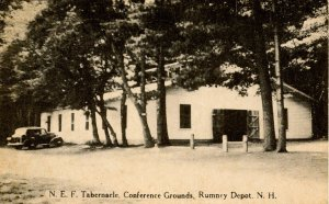 NH - Rumney Depot, N.E.F. Tabernacle