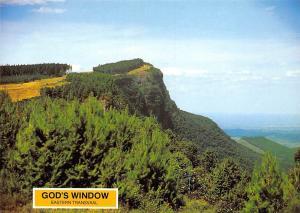 South Africa God's Window near Graskop Eastern Trasnvaal