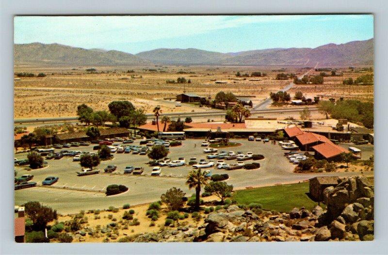 Apple Valley CA, Apple Valley Inn, Ranch, Chrome California Postcard