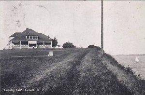 New York Geneva Country Club 1909