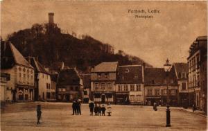 CPA   Forbach , Lothr. - Markplatz   (454629)