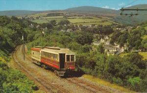 Laxey Valley And Snaefell, ISLE-OF-MAN, UK, 1940-1960s