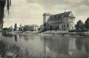 Postcard Czech Republic Breclav