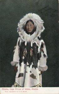 ALASKA ; Cape Prince of Wales, 00-10s Eskimo Obleka