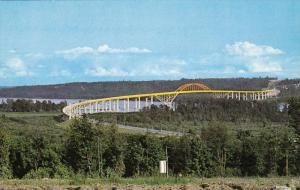 The Port Mann Bridge,  B.C.,  Canada,  40-60s