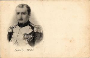 Napoleon CPA NAPOLEON.- Nd phot  (117493)