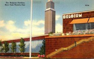 New York World's Fair The Belgium Pavilion