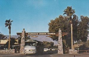 CALIFORNIA, 1940-1960's; Death Valley National Monument, Furnace Creek Ranch ...