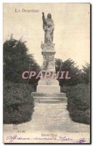 Old Postcard La Bernerie Sainte Anne