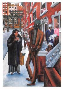 Edward Burra - Harlem