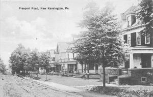 19855 PA, New Kensington, Freeport Road