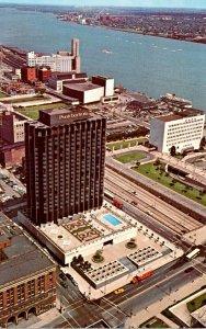 Michigan Detroit Hotel Pontchartrain