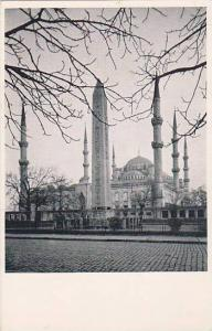 Forum And Sultan Ahmed Mosque, Istanbul, Turkey, 1900-1910s