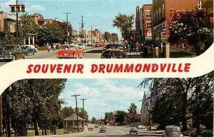 Canada, Quebec, Drummondville, Boulevard Mercure, et la Rue Lindsay, UNIC No....