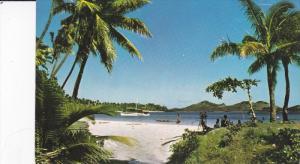 Blue Lagoon Motor-Yacht, Yasawa Group, Fiji, 1940-60s