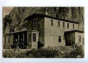 152222 Georgia Georgian Military Road KOBI station Vintage PC